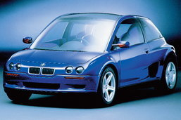 BMW Z13 คอนเซปต์ซิตี้คาร์ที่ไม่ได้เข้าสู่สายผลิต แต่มันดูน่าขับสนุกเชียวละ