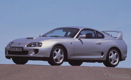 Toyota ซุ่มจดทะเบียนชื่อ Supra แล้วที่ยุโรป คาดเตรียมทำตลาดอีกครั้ง