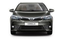 2017 Toyota Corolla ไมเนอร์เชนจ์เปิดตัวแล้วที่รัสเซีย