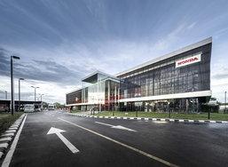 เอ.พี.ฮอนด้าเปิดศูนย์ Honda Safety Riding Park ที่เชียงใหม่ด้วยงบลงทุนกว่า 600 ล้าน