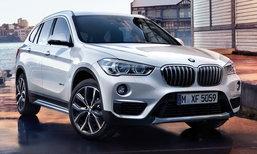 ราคารถใหม่ BMW ในตลาดรถยนต์ประจำเดือนสิงหาคม 2559