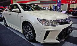 Toyota Camry 2.0G Extremo ใหม่ เผยโฉมจริงที่บิ๊กมอเตอร์เซลเคาะ 1.489 ล้านบาท