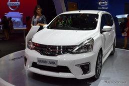 Nissan Grand Livina ใหม่ เผยโฉมที่งานอินโดฯมอเตอร์โชว์ 2016