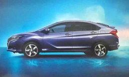 หลุดเต็ม Honda Gienia ใหม่ ก่อนเปิดตัวจริงในจีน