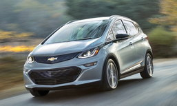 เผยโฉม 2017 Chevrolet Bolt รถไฟฟ้าที่ไม่ต้องเหยียบเบรก