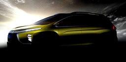Mitsubishi เตรียมเปิดตัวต้นแบบครอสโอเวอร์รุ่นใหม่ล่าสุดที่อินโดนีเซีย