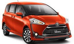 เจาะลึก Toyota Sienta ใหม่ ก่อนเปิดตัวจริงในไทย 17 สิงหาคมนี้