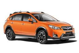 Subaru XV Crosstrek ใหม่ เตรียมเปิดตัวที่บิ๊กมอเตอร์เซล 2016