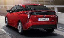 เรียกคืน Toyota Prius รุ่นปี 2016-2017 หลังพบปัญหาเบรกมือไม่ทำงาน