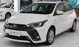 ดูชัดๆ! 2017 Toyota Yaris ไมเนอร์เชนจ์เวอร์ชั่นจีนใหม่ล่าสุด