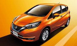 เจ๋ง! Nissan Note e-POWER รถไฟฟ้าแต่ไม่ต้องเสียบปลั๊ก