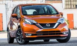 2017 Nissan Note ไมเนอร์เชนจ์ ว่าที่อีโคคาร์รุ่นใหม่บ้านเรา