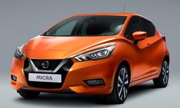 2017 Nissan March/Micra ใหม่ เผยโฉมอย่างเป็นทางการครั้งแรกในโลกที่ปารีส