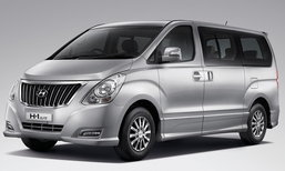 ราคารถใหม่ Hyundai ในตลาดรถยนต์ประจำเดือนตุลาคม 2559