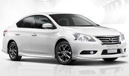 ราคารถใหม่ Nissan ในตลาดรถยนต์ประจำเดือนตุลาคม 2559