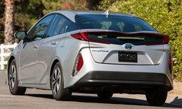 2016 Toyota Prius Prime ปลั๊กอินไฮบริด เคาะแพงกว่ารุ่นปกติ 8.4 หมื่นบาทในสหรัฐฯ