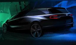เผยทีเซอร์ 2018 Honda Odyssey ใหม่ ก่อนเปิดตัวจริงที่สหรัฐฯ