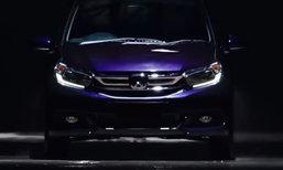 ทีเซอร์ 2017 Honda Mobilio ไมเนอร์เชนจ์ใหม่ก่อนเปิดตัวที่อินโดฯ