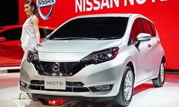 8 อ็อพชั่นเด่น 2017 Nissan Note ใหม่ เห็นแล้วต้องอยากได้