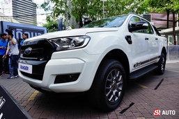 ราคารถใหม่ Ford ในตลาดรถยนต์ประจำเดือนมกราคม 2560