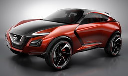 2018 Nissan Juke ขุมพลัง e-Power เตรียมเปิดตัวที่ญี่ปุ่นปลายปีนี้