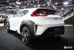Hyundai Enduro ต้นแบบครอสโอเวอร์เกาหลีเผยโฉมที่มอเตอร์เอ็กซ์โป 2016