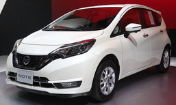 รถใหม่ Nissan - Motorshow 2017