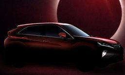 Mitsubishi Eclipse Cross ใหม่ เตรียมเปิดตัวในยุโรป มี.ค.นี้
