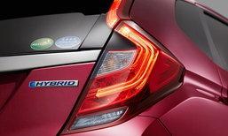 Honda Jazz 2017 ไมเนอร์เชนจ์ใหม่เผยโฉมจริงแล้ว!