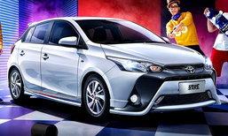 Toyota Yaris L Hatchback 2017 ไมเนอร์เชนจ์ เพิ่มรุ่นสปอร์ตใหม่ที่ประเทศจีน