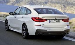 BMW 6-Series Gran Turismo 2017 ใหม่ เผยโฉมอย่างเป็นทางการแล้ว
