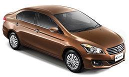 ราคารถใหม่ Suzuki ในตลาดรถยนต์ประจำเดือนเมษายน 2560