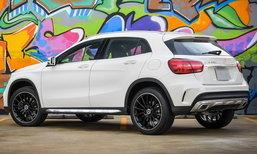 Mercedes-Benz GLA 2017 โฉมใหม่เปิดตัวแล้ว เคาะราคา 2,090,000 บาท