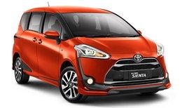 ราคารถใหม่ Toyota ในตลาดรถประจำเดือนมิถุนายน 2560