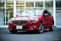 เตรียมเปิดตัว Mazda 6 ไมเนอร์เชนจ์คู่แข่ง Camry, Accord