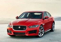Jaguar XE เปิดตัวล่าสุดในงานดีทรอยต์มอเตอร์โชว์ 2015