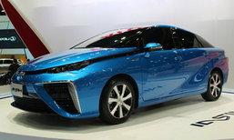 รถค่าย Toyota - Motor Show 2015