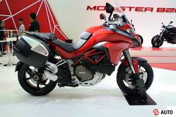 บิ๊กไบค์ค่าย Ducati - Motor Show 2015