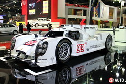 รถค่าย Porsche - Motor Show 2015