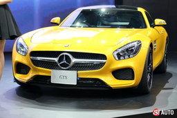 รถค่าย Mercedes Benz - Motor Show 2015