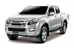 ราคารถใหม่ Isuzu ในตลาดรถประจำเดือนมิถุนายน 2558