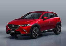 Mazda CX-3 2015 ใหม่ เคาะราคาเริ่มต้น 6.84 แสนบาทในสหรัฐฯ