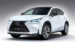 """Lexus ขึ้นแท่นรถหรูขายดีที่สุดในสหรัฐฯ แซง """"เบนซ์-บีเอ็มฯ"""""""