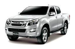 ราคารถใหม่ Isuzu ในตลาดรถประจำเดือนกันยายน 2558