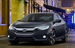 Honda Civic 2016 ใหม่ เปิดตัวอย่างเป็นทางการแล้วที่สหรัฐฯ
