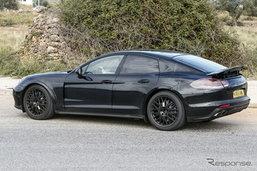 หลุด Porsche Panamera ใหม่ อาจมีเวอร์ชั่น 2 ประตูให้เลือกด้วย!?!