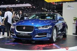 ชมบูธ Jaguar และ Land Rover ในงานมอเตอร์เอ็กซ์โป 2015