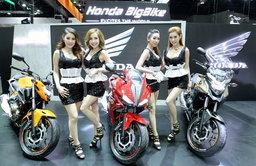 Honda เผยโฉมบิ๊กไบค์ตระกูล 500 Series รวดเดียว 3 รุ่น เคาะเริ่ม 210,000 บาท