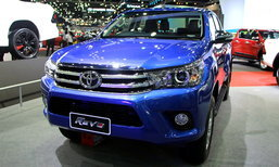 10 ยี่ห้อรถยนต์-มอเตอร์ไซค์ขายดีที่สุดในงาน Motor Expo 2015
