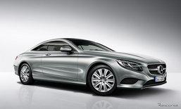 Mercedes-Benz S-Class Coupe เตรียมเพิ่มรุ่น S400 ใหม่ ต่อยอดความสปอร์ตหรู